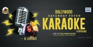 Saturdays Karaoke and Open Mic