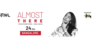 Almost There by Sonali Thakker at Primal Bar