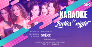 Indigo XP Karaoke & Ladies Night