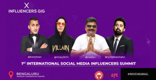 Influencers Gig - Bangalore 2018