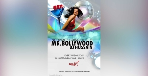 Mr.Bollywood by Ft.DJ Hussain