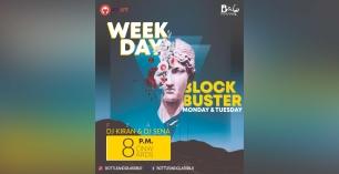 Weekday Blockbuster Night