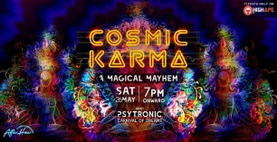 Cosmic Karma - A  Magical Mayhem