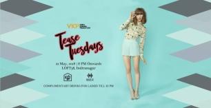 Tease Tuesdays