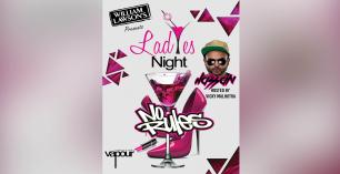 William Lawsons Present Ladies Night
