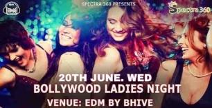 Biggest Bollywood Ladies Night