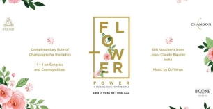 Flower Power - Girls Night
