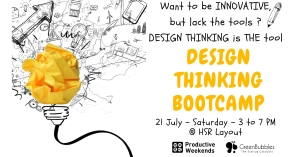 Design Thinking Bootcamp - A Hands On Workshop