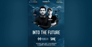Into The Future ft. Martin DSouza & DJ Shine