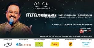 Padmabhushan Dr. S.P. Balasubrahmanyam Live in Concert