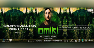 Galaxy Evolution Promo Party With Omiki