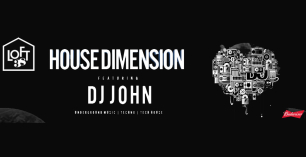 House Dimension Ft DJ John