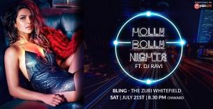 Holly & Bolly Nights ft. DJ Ravi