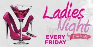 Friday Ladies Night With DJ Zafiq