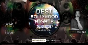 Desi Bollywood Night DJ Minus Plus