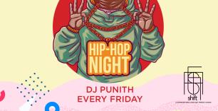 Hip Hop Night Ft DJ Punith