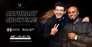Saturday Showtime Ft. DJ Martin Dsouza & DJ Rohit
