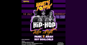 What's Poppin Koramangala - Hip Hop Ladies Night