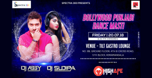 Biggest Bollywood Punjabi Dance Night