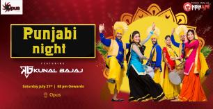 Ghaint Punjabi Night - Biggest Bhangra Party at Opus Club