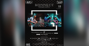 Konnect Promo Party - Techno Party