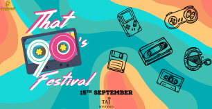 That 90's Festival