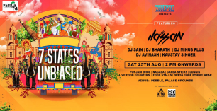 7 States Unbiased: First Multi-Cultural Music Fest In Bangalore