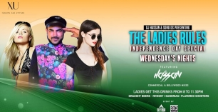 The Ladies Rules - Wednesday's Night Ft DJ Hassan - Independence Day Special