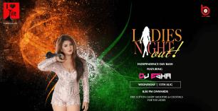 Wednesday Bollywood Punjabi Ladies Night With DJ Esha