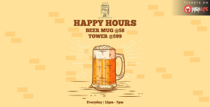 Happy Hours at Shift, HSR