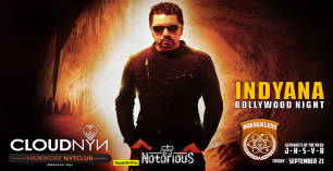 Big Friday Bollywood Night with DJ Notorious