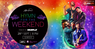 Hymn for the Weekend - A Tribute to Coldplay