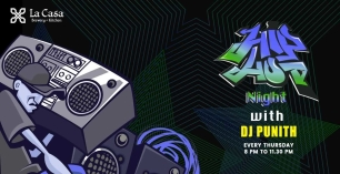 HipHop Night with DJ Punith