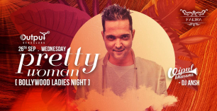 Bollywood Ladies Night ft. DJ Vipul Khurana