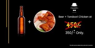 Beer + Tandoori Festival