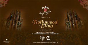 Jeam Beam Presents Bollywood Bling at Spice Terrace