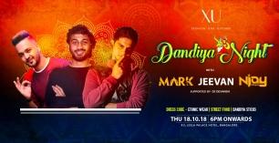 Dandiya Night ft Dj Jeevan, Njay & Mark