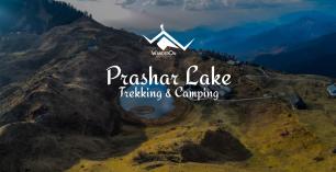 Parashar Lake Trip – Trekking, camping and Bonfire with WanderOn