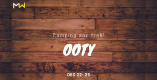 OOTY Camping & Trek - Monks On Wheels