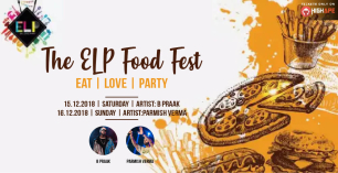 The ELP Food Fest: Eat Love Party