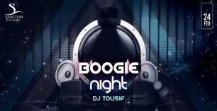 Boogie Night Feat. DJ Tousif