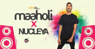 Maaholi – The Mother of All Holi Festival Ft Bass King Nucleya at EZone Club