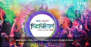 Pichkari 2018 - Festival of Colours at The Park