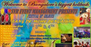 Rang De Mohe Bangalore