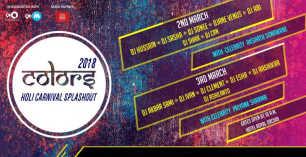 Colors 2018 - Holi Carnival Splashout at The Royal Orchid