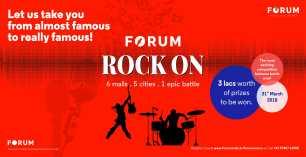 Forum Rock On 2018