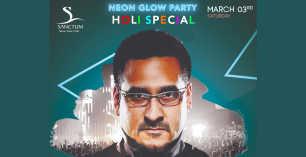 Neon Glow Party Holi Special ft DJ Suketu