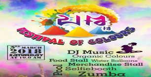 Banna 2018 - Festival of Colours