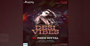 Friday - DESI VIBES Feat. Dj Prem Mittal