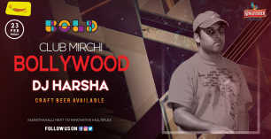 Club Mirchi Bollywood DJ Harsha